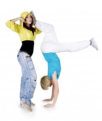 competitive hip hop dance training for girls and boys