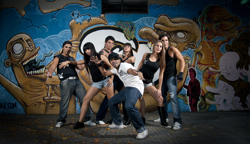 Hip Hop Dance Crews - Star Dance School