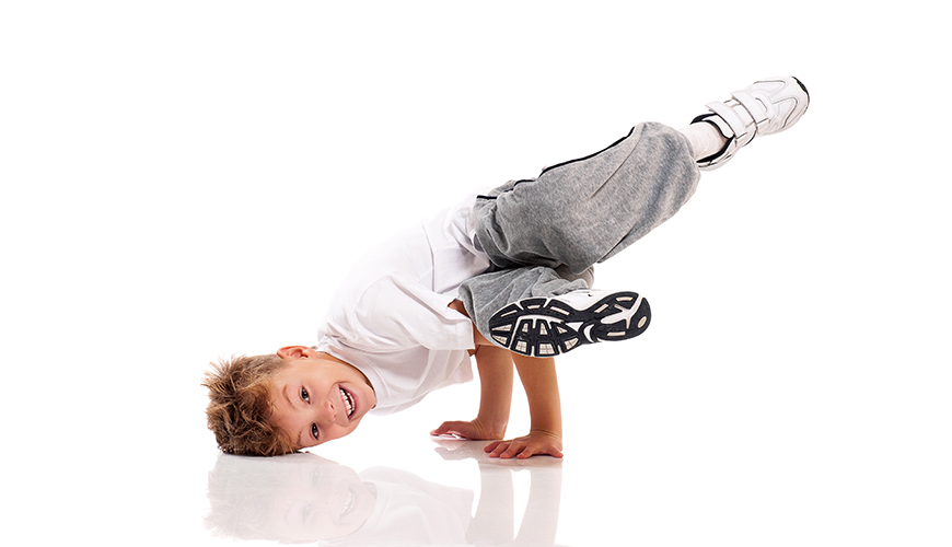 Hip Hop Group Dance Classes for Children and Kids at Star Dance School Newton, Brighton MA